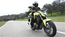 Honda CB 500F y CBR 500R: Más agresivas y coloridas