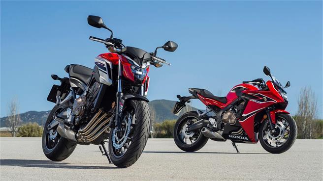 Honda CB650F y CBR650F: Más deportivas
