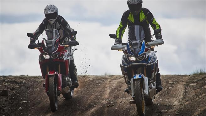 Honda Africa Twin Adventure Sports DCT