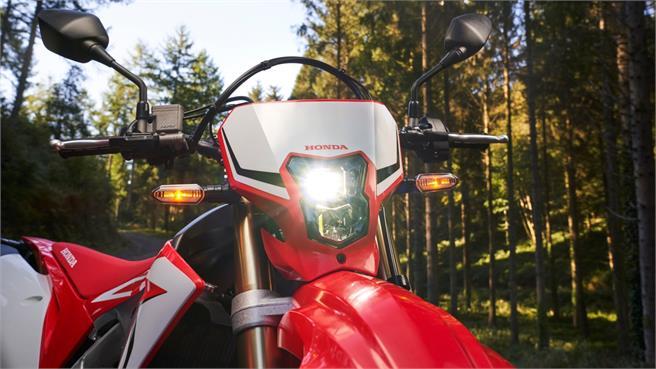 Honda CRF 450 L: Trail y mucho más