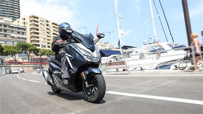 Honda Forza 125/300: ¿Cual es el tuyo?