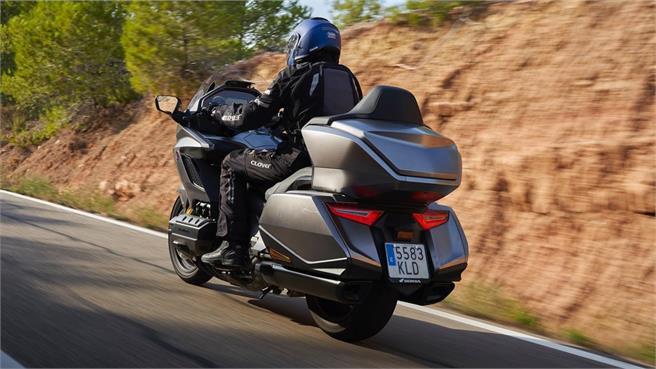 Honda Gold Wing: Opción bagger del mito