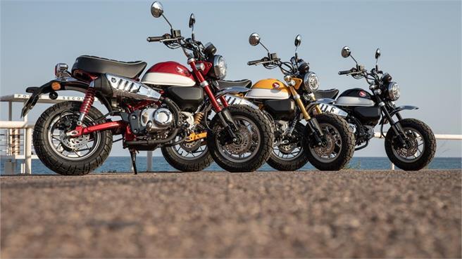 Honda Monkey: De vuelta al ruedo
