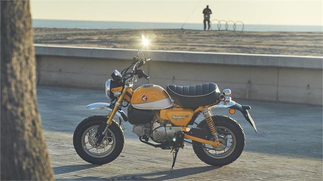Honda Monkey 125: Capricho vintage