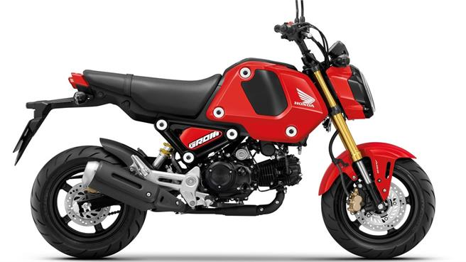 Honda MSX 125 Grom: Más rápida y ahora EURO5