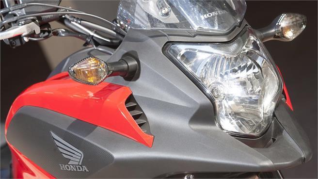 Honda NC700 X