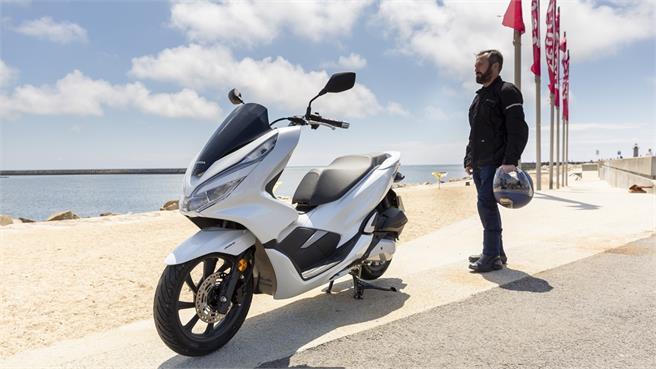 Honda PCX 125: Líder de la clase media