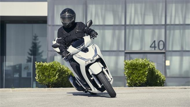 Honda SH 125i 2020, prueba dinámica