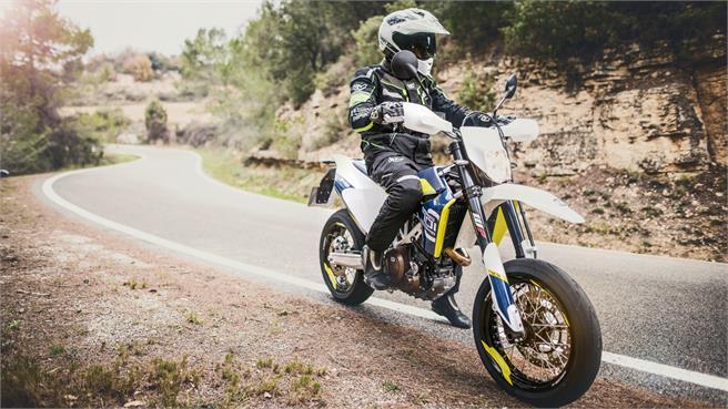 Pruebas Husqvarna 701 Supermoto 2016 Noticias Motos Net