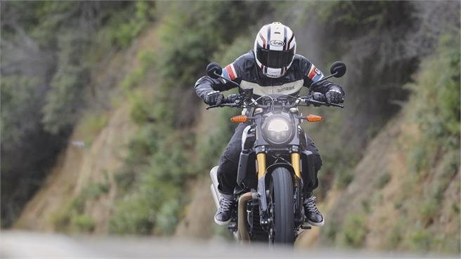 Indian FTR 1200 S: Tan buena como aparenta