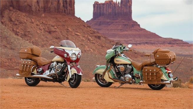 Roadmaster Classic: Más Indian que nunca