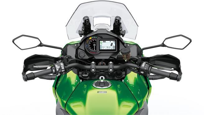 Kawasaki Versys 1000 y 1000 SE