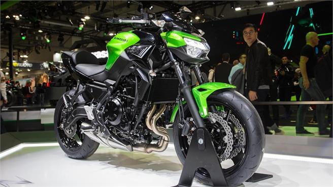 Kawasaki Z650: La Z peso medio
