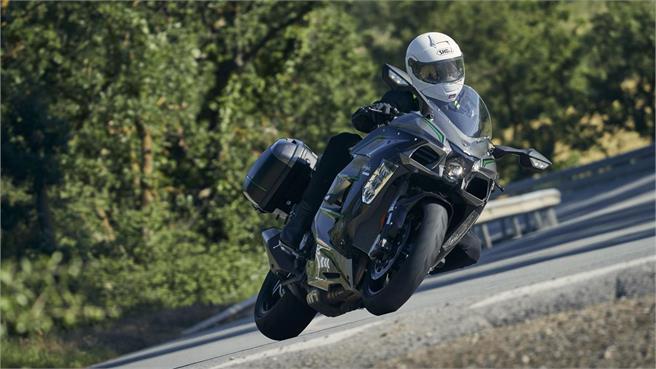 Kawasaki Ninja H2 SX SE+: El no va más