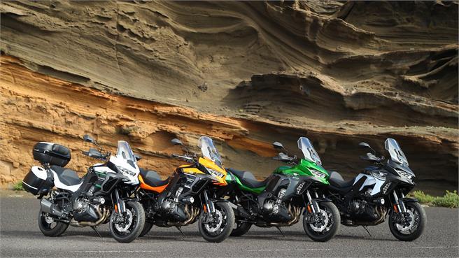 Kawasaki Versys 1000 SE: Más y mejor