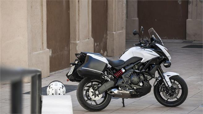 Kawasaki Versys 650 Tourer Plus ABS