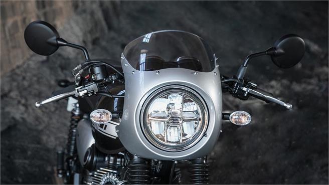 Kawasaki W800 Cafe 2019: Perfecta para..