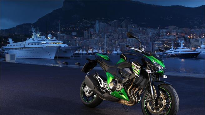 Pruebas Kawasaki Z 800 2012 Noticias Motosnet