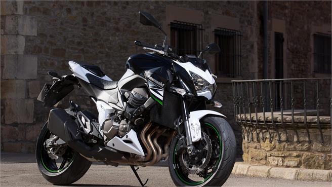Pruebas Kawasaki Z 800 2013 Noticias Motosnet
