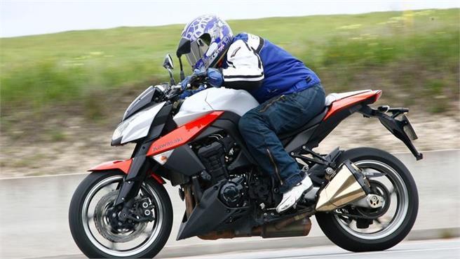 Pruebas Kawasaki Z 2010 Noticias Motosnet