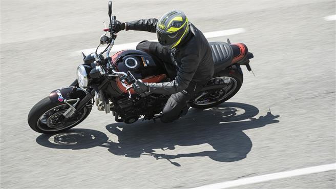 Kawasaki Z 900 RS: Por puro placer