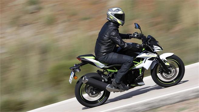 Kawasaki Z125 y Ninja 125