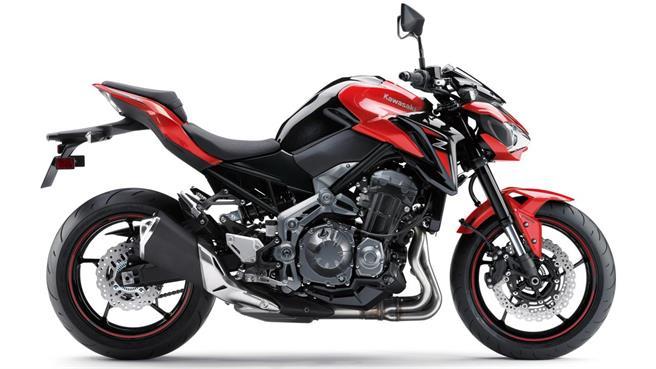 Kawasaki Z900 apta para el carnet A2