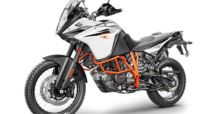 KTM 1090 Adventure y Adventure R