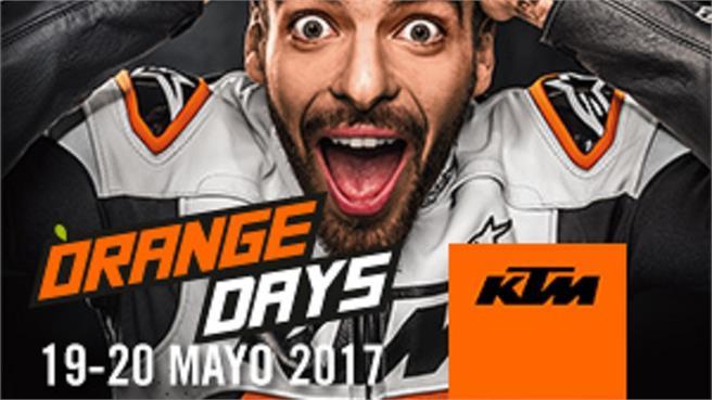 KTM Orange Days Mayo 2017