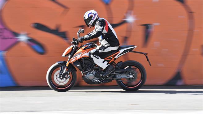 KTM 125/390 Duke 2017