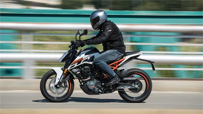 KTM 125 Duke: Ilusión de adolescente