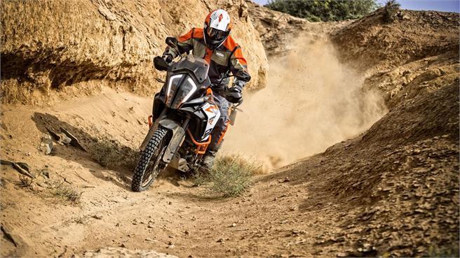 KTM 1290 Super Adventure R / S