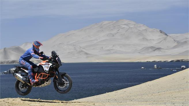 KTM 1290 Super Adventure R: R de reina