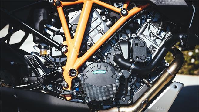 Presentación KTM 1290 Super Duke GT 2016