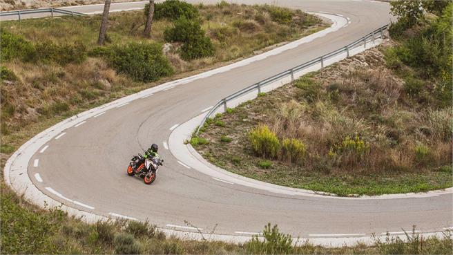 Probamos la KTM 1290 Super Duke GT