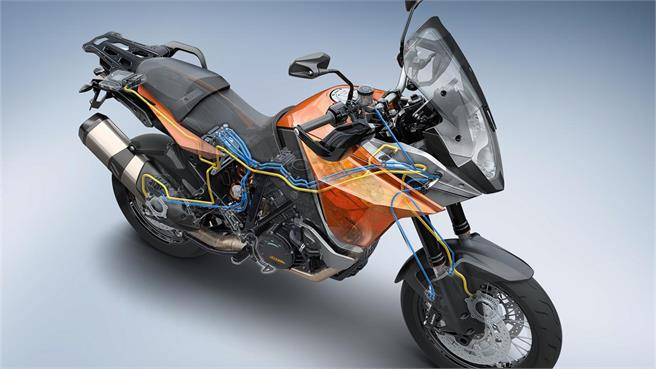 KTM-Bosch Innovation: MSC