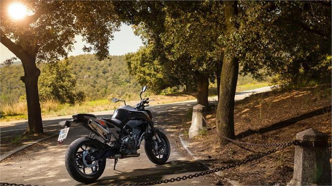 KTM 790 Duke: La moto, en mayúsculas