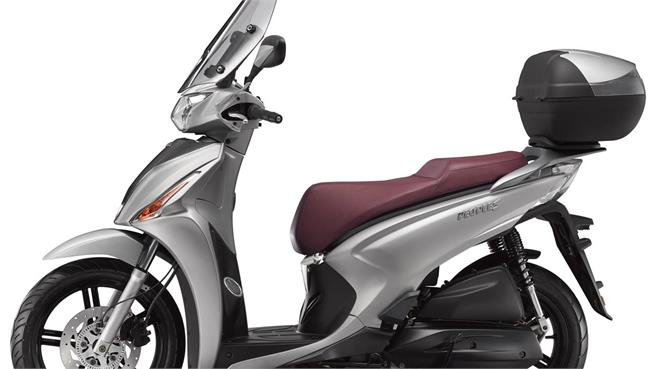 Kymco People 125 S: Full Led