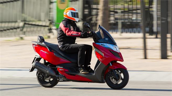 Kymco Yager GT 125i