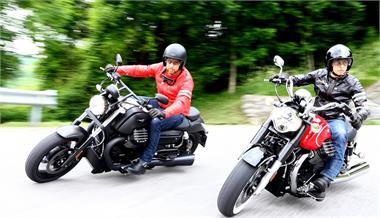 Moto Guzzi California 1400 Audace / Eldorado