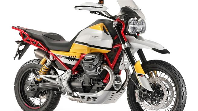 Moto Guzzi Concept V85: Old Concept