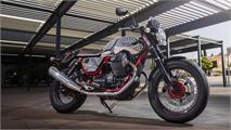 Moto Guzzi V7 II Racer: Café en V