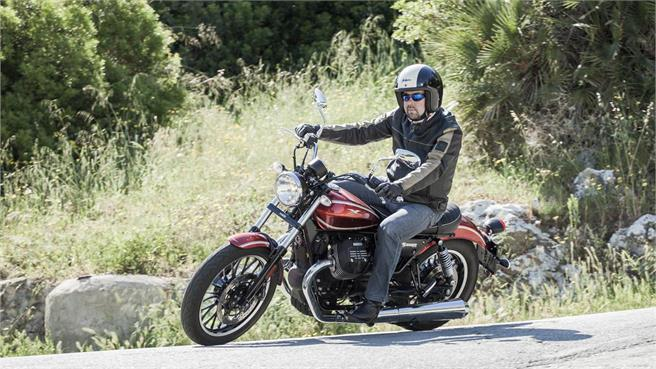 Moto Guzzi V9 Roamer: Custom de Italia