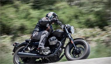 Moto Guzzi V9 Bobber: Estilo rebelde