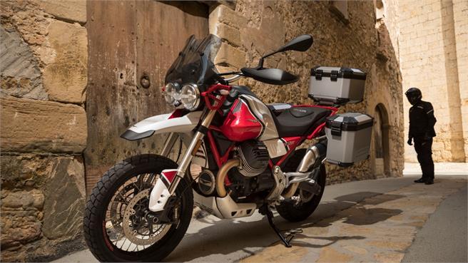 Moto Guzzi V85 TT: La trail que faltaba