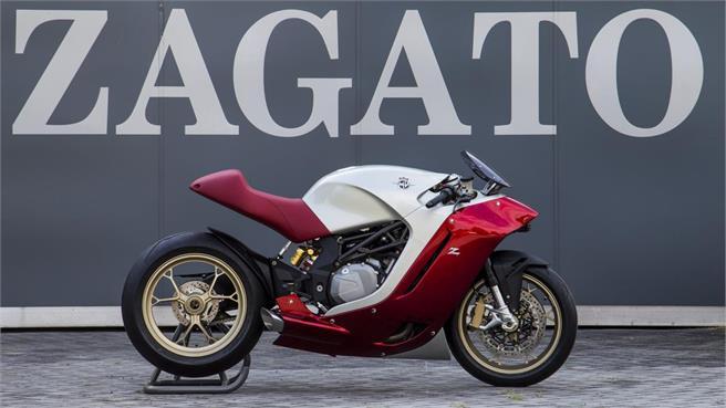 MV Agusta F4 Zagato