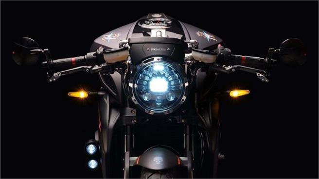 MV Agusta RVS #1. La primera joya