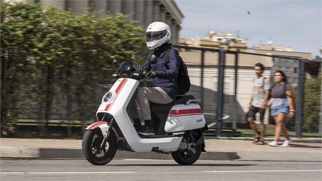 NIU N-GT: Scooters eléctrico