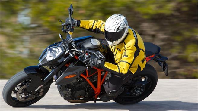 KTM SuperDuke 1290 R ABS