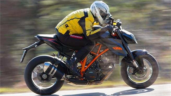 KTM SuperDuke 1290 R ABS